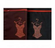 Moteriškas Silueta kelioninis apatinio trikotažo maišelis