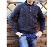 Vyriškas megztinis MARIUS pilkas