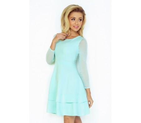 Suknelė ALINA mėtinė