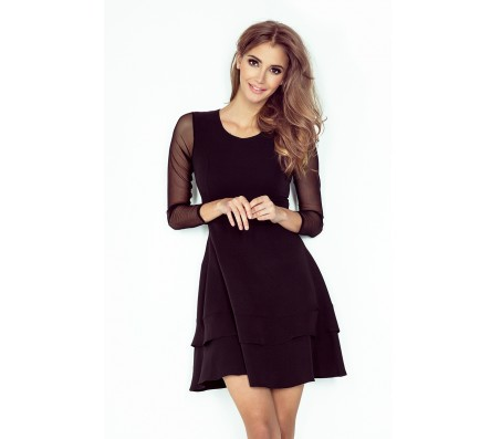 Suknelė ALINA juoda