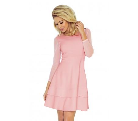 Suknelė ALINA rožinė