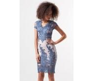 Suknelė DENI mėlyna
