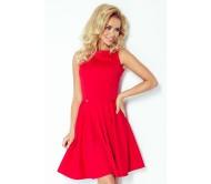 Suknelė LINA raudona