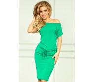 Suknelė LORA žalia