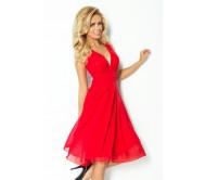 Suknelė BELLA raudona