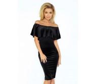 Suknelė KASANDRA juoda