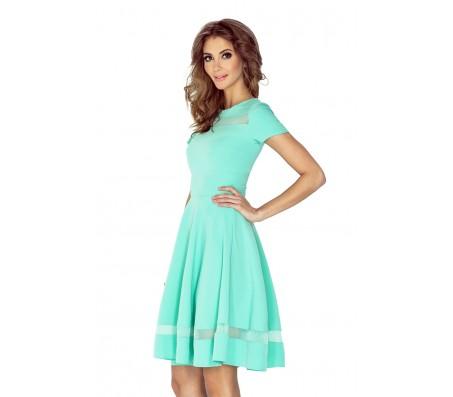Suknelė KALISTA mėtinė