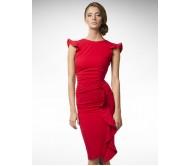 Suknelė GERTA raudona