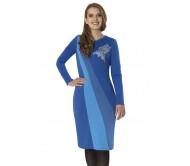 Suknelė AISTĖ mėlyna