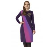 Suknelė AISTĖ violetinė