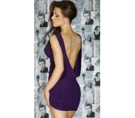 Suknelė NAKTIS violetinė
