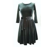 Proginė suknelė AMANDA pilka