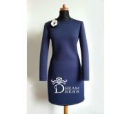 Suknelė FELICIA tamsiai mėlyna