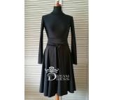 Proginė suknelė ADORIA juoda