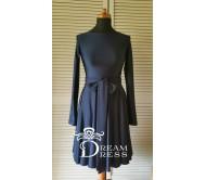 Proginė suknelė ADORIA tamsiai mėlyna