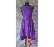 Suknelė DIANA violetinė